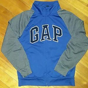 Boys GAP zip up hoodie- wore 2x